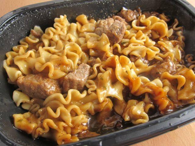 Вкусный рецепт подливы к макаронам с мясом кусочками