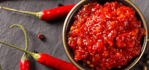 Особенности приготовления жгучего соуса чили
