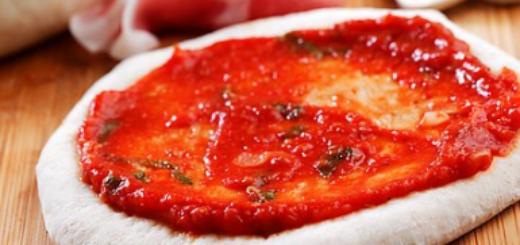 Особенности приготовления соуса из помидор для пиццы
