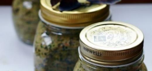 Как приготовить вкусный соус песто из синего базилика