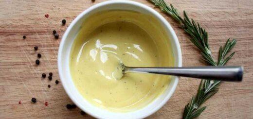 Как приготовить соус из сметаны и горчицы