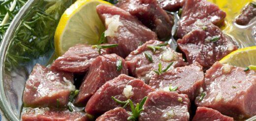 Готовим маринад для шашлыка из говядины